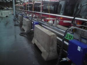 barriarelement buss