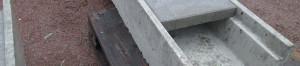 kabelkanal betong