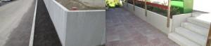 stodmur betong